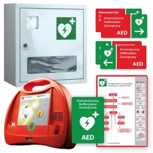 Zestaw AED Standard