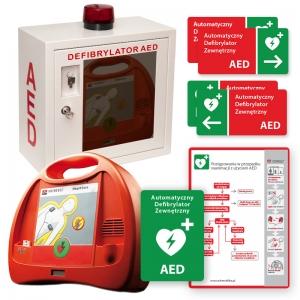 Zestaw AED Standard Alarm Klucz