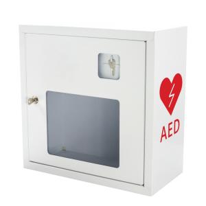 Szafka na defibrylator AED (ASB1001) - biała