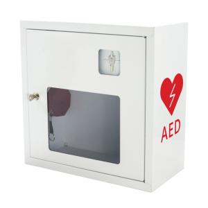 Szafka na defibrylator AED z alarmem dźwiękowym (ASB1011)