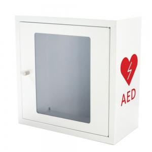 Szafka na defibrylator AED (ASB1000) - biała